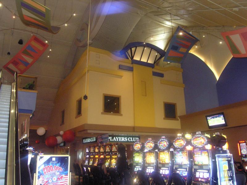 Interior-Fort Sill Apache Casino